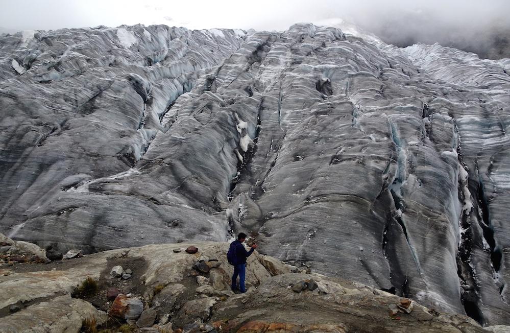 Huancayo und der Gletscher Yana Ucsha