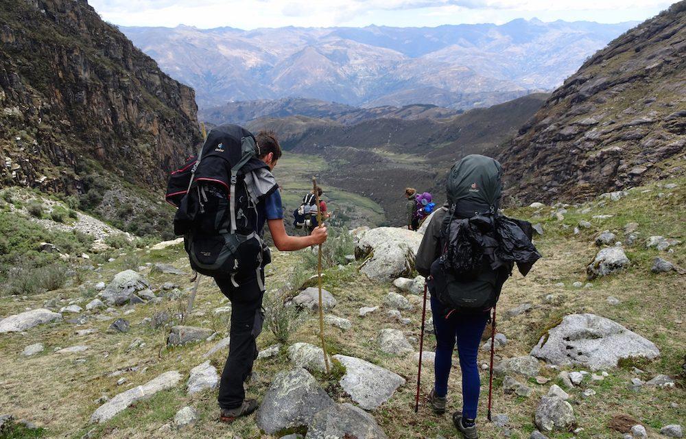 Magaslati túrák a Kordillerákon: a Laguna 513 (képes blog)