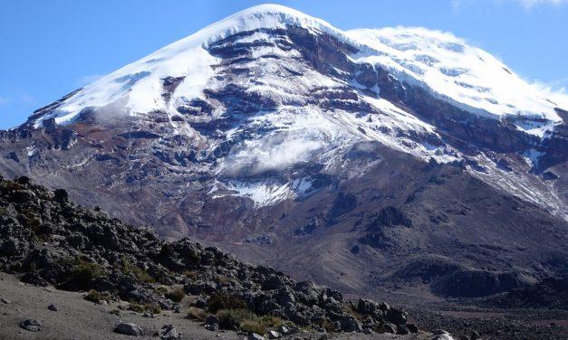 Outdoor-Abenteur im Chimborazo-Nationalpark