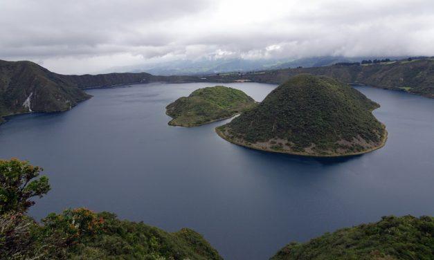 Otavalo és a Cuicocha-lagúna