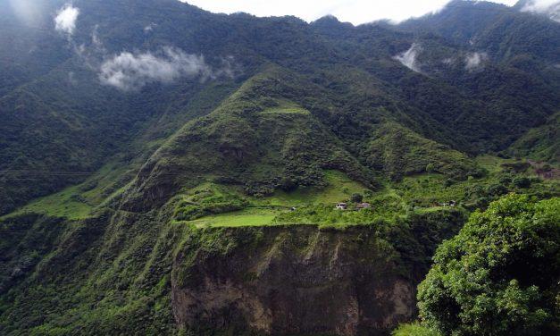 Baños, az adrenalin-függők ecuadori fővárosa