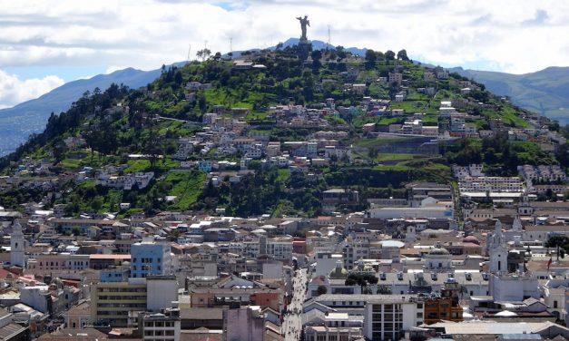 """Quito és az """"igazi"""" Egyenlítő"""