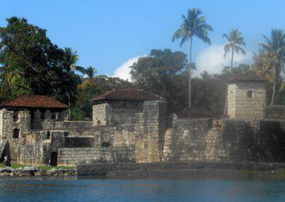 San Felipe Festung, Rio Dulce