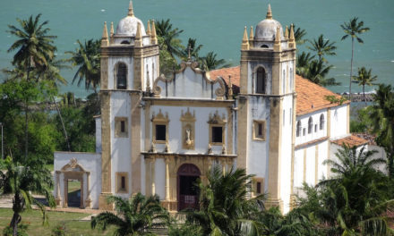 Olinda, a gyönyörű város