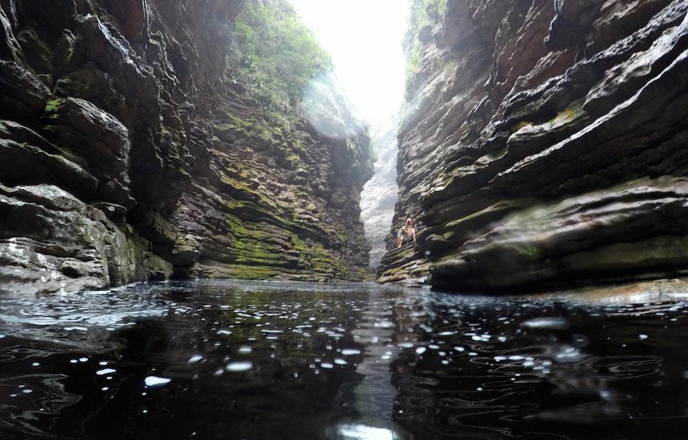 Cachoeira do Buracão, Brazília legszebb vízesése
