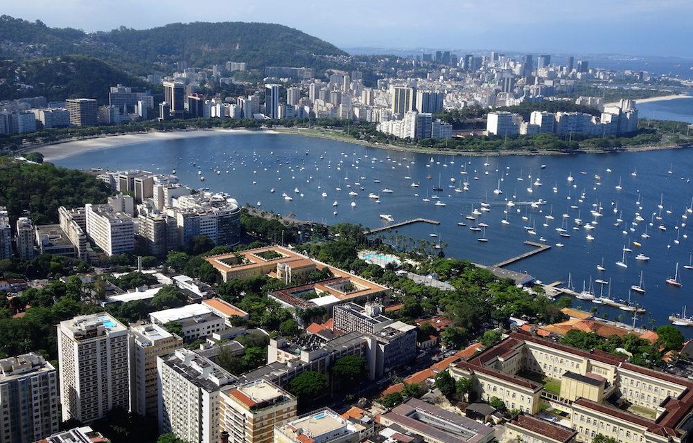 Pedra de Urubu: Rio de Janeiro legszebb kilátója