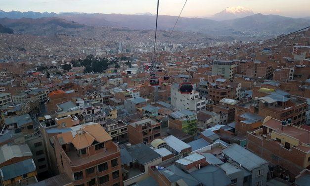La Paz und seine Umgebung (Bildbericht)