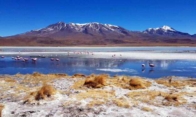 Salar de Uyuní, a Föld legnagyobb sómezője (képes blog)