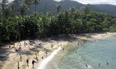 Nationalpark Tayrona: das karibische Paradies oder die ungebremste Touristenflut?