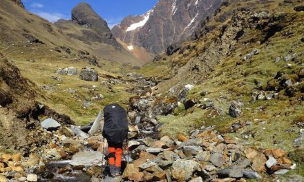 Cordillera Apolobamba: magashegyi álomtrekking Bolíviában