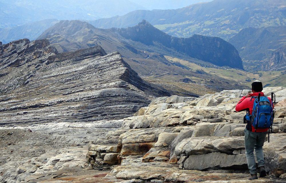 Der Nationalpark Sierra Nevada del Cocuy: die Ritacuba Wanderung (Bildbericht)