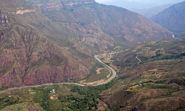 Girón és a Chicamocha-kanyon (képes blog)