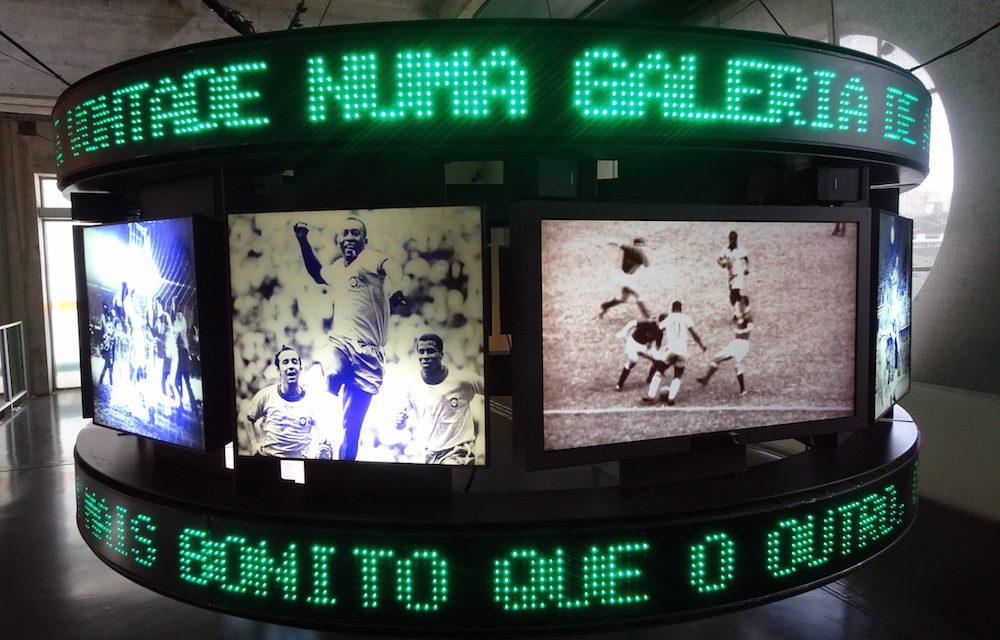 A brazil futballmúzeum São Pauloban (képes blog)