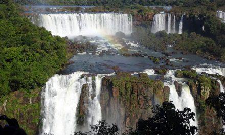 Az Iguazú-vízesés (képes blog)