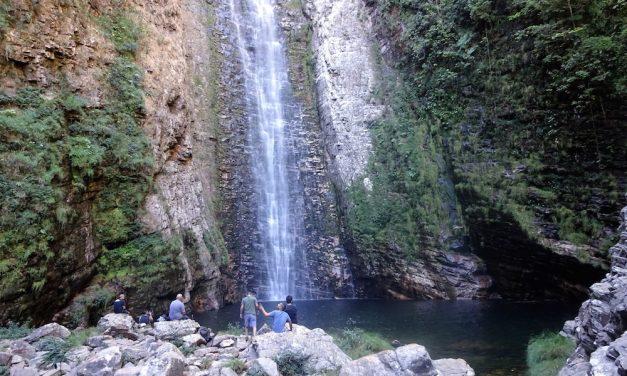 Chapada dos Veadeiros: Die Segredo-Wasserfälle