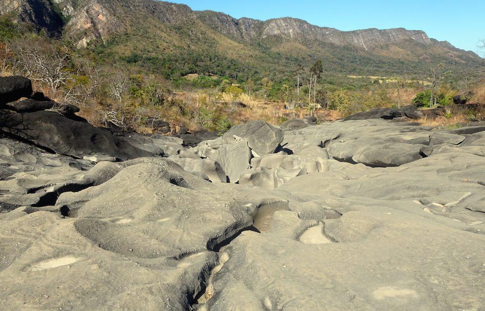 Chapada dos Veadeiros: Vale da Lua és a Lageado-vízesés