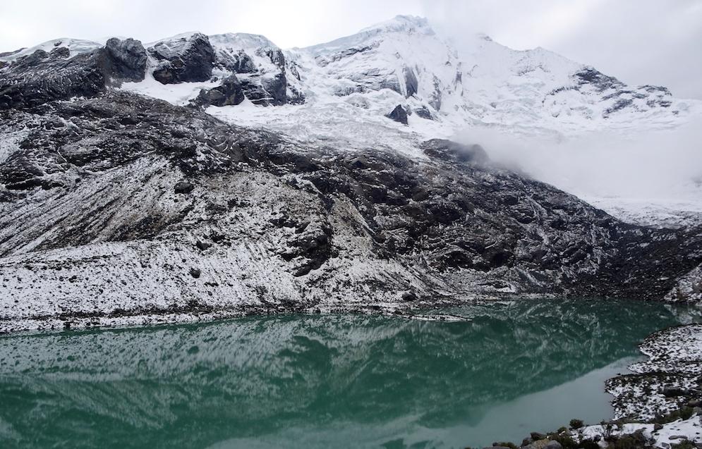 Magaslati túrák a Kordillerákon: a Laguna Leijacocha (képes blog)