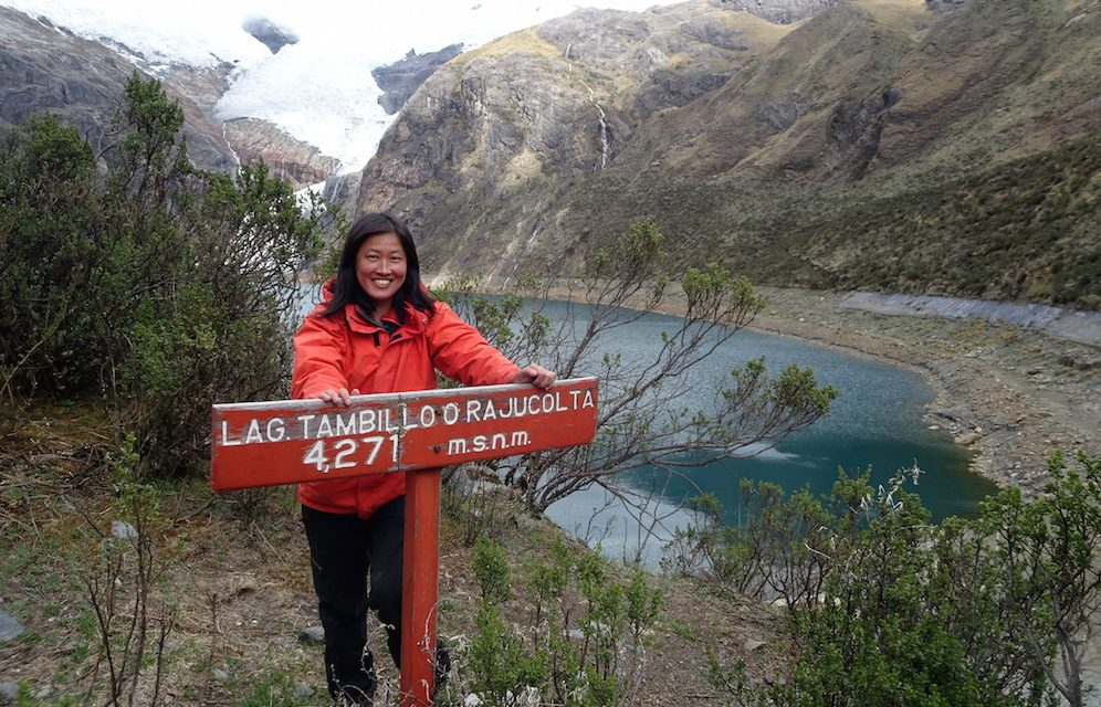 Höhenwanderungen in der höchsten tropischen Bergkette der Welt: Laguna Rajucolta (Bildbericht)