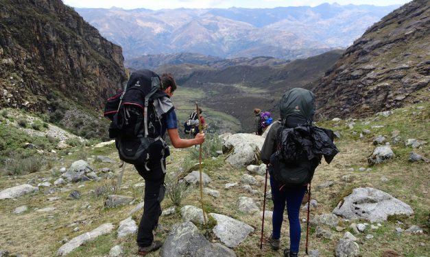 Höhenwanderungen in der höchsten tropischen Bergkette der Welt: Laguna 513 (Bildbericht)