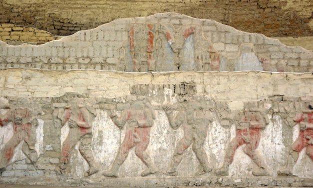 Die mystisch tätowierte Herrscherin der Moche (Bildbericht)