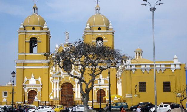 Trujillo agyagvárosai és piramisai