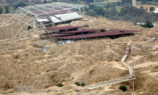 Túcume eltűnt piramisvárosa (képes blog)