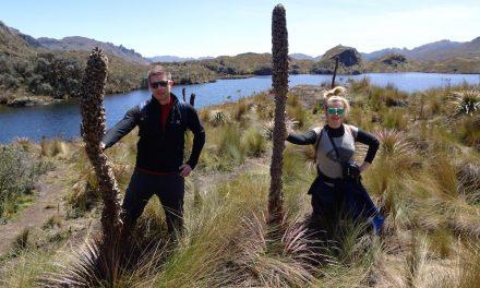 Der El Cajas Nationalpark