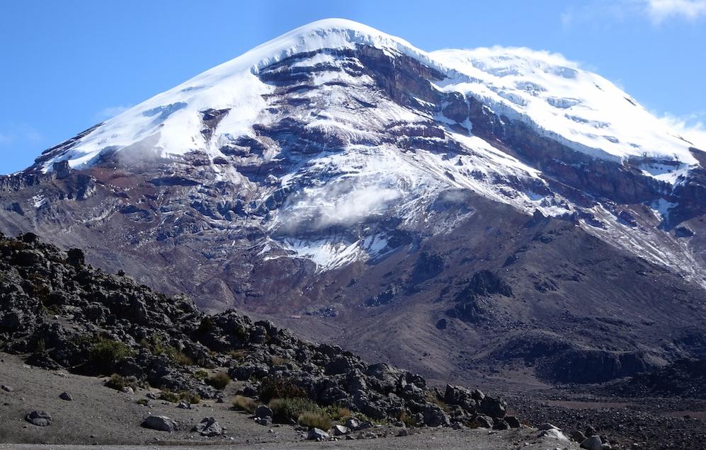 A Chimborazo Nemzeti Park