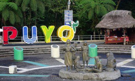 Az ecuadori dzsungelben: Puyo és környéke