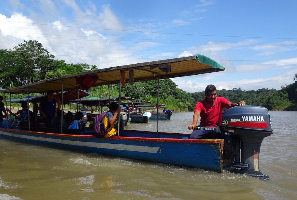 Az ecuadori dzsungelben: Tena és környéke