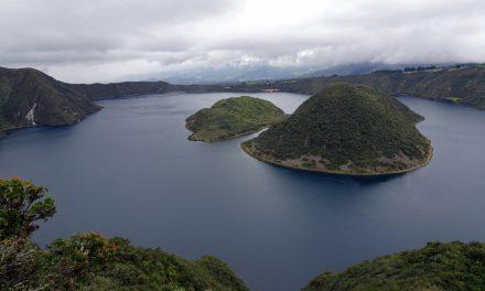 Otavalo und die Cuicocha Lagune