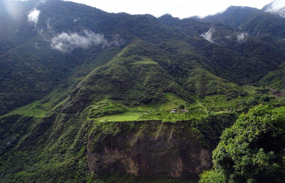 Baños, die ecuadorianische Hauptstadt der Adrenalinjunkies