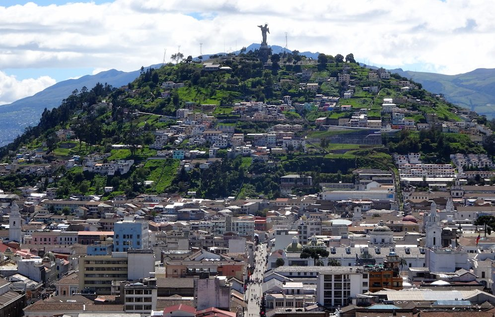 Quito und der wahre Äquator