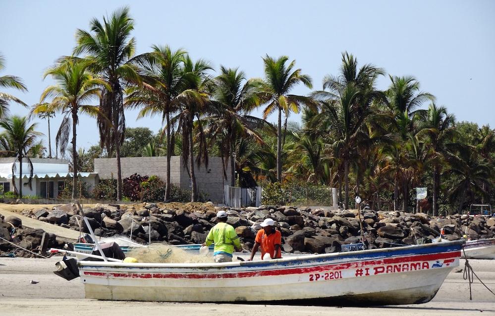Utazás Panamaváros és a Chiriqui-öböl között