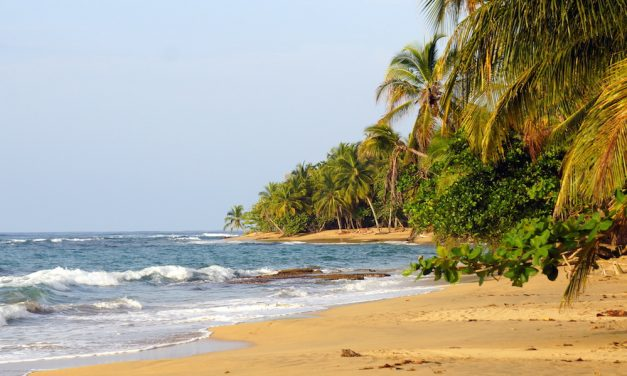 A Karib-tenger gyöngyszemei: Gandoca-Manzanillo Nemzeti Vadrezervátum