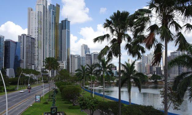 Panama-Stadt und seine Umgebung